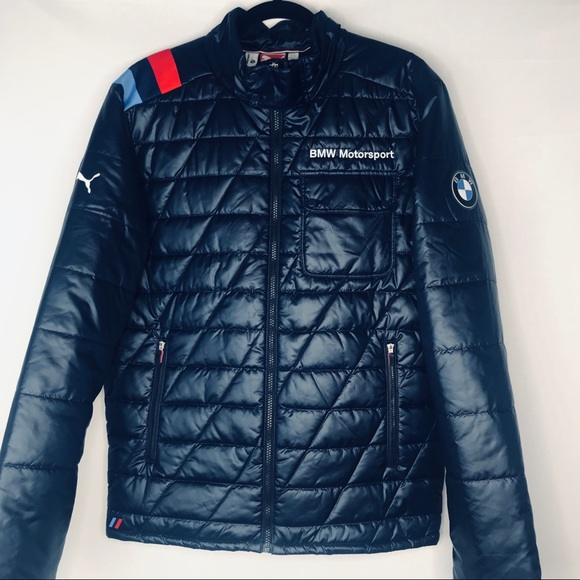 Puma BMW Motorsport Puffer Jacket Limited Edition